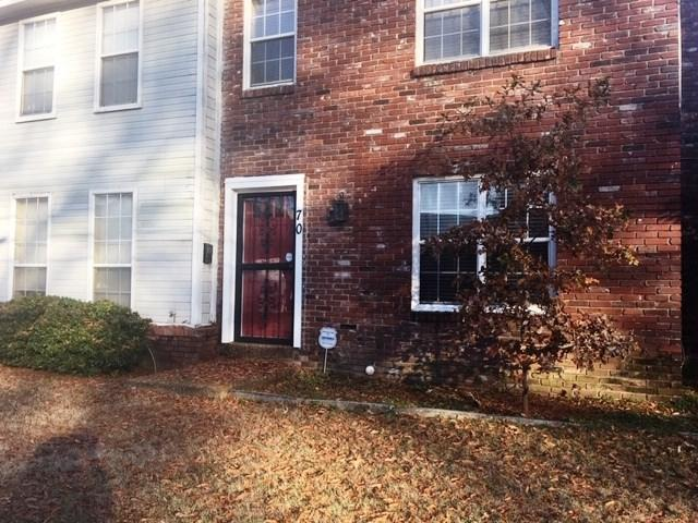 70 N Mclean Blvd #70, Memphis, TN 38104 (#10042266) :: The Wallace Group - RE/MAX On Point