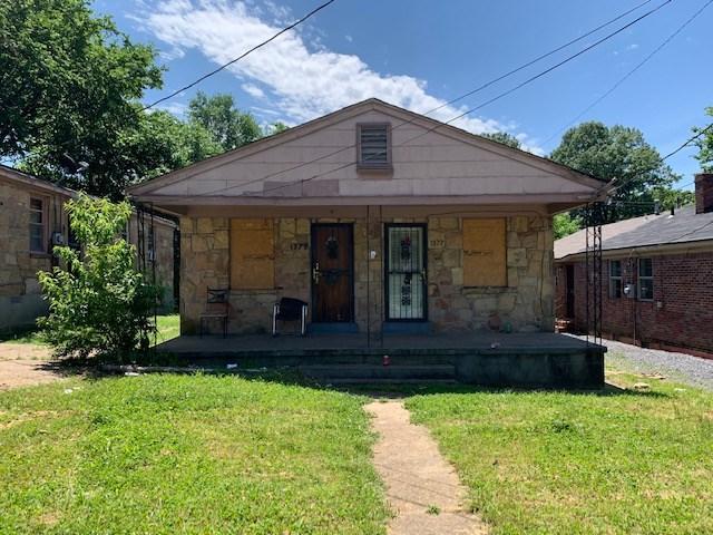 1377-1379 Eloise Rd, Memphis, TN 38106 (#10051590) :: J Hunter Realty
