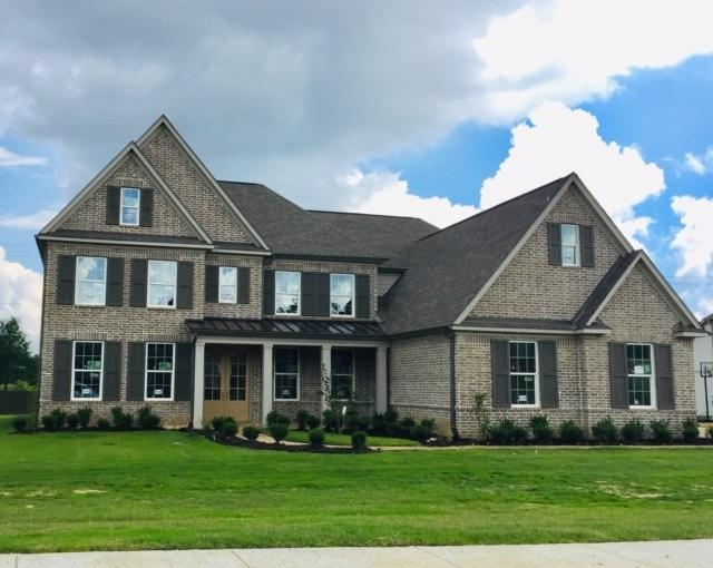 444 Tender Oaks Ln N, Collierville, TN 38017 (#10051645) :: RE/MAX Real Estate Experts