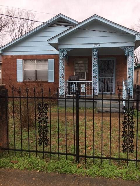 2234 Eldridge Ave, Memphis, TN 38108 (#10070338) :: The Wallace Group - RE/MAX On Point