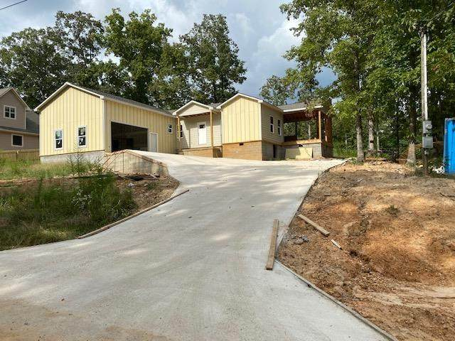 55 Knotty Oaks Dr, Counce, TN 38326 (#10103323) :: Area C. Mays | KAIZEN Realty