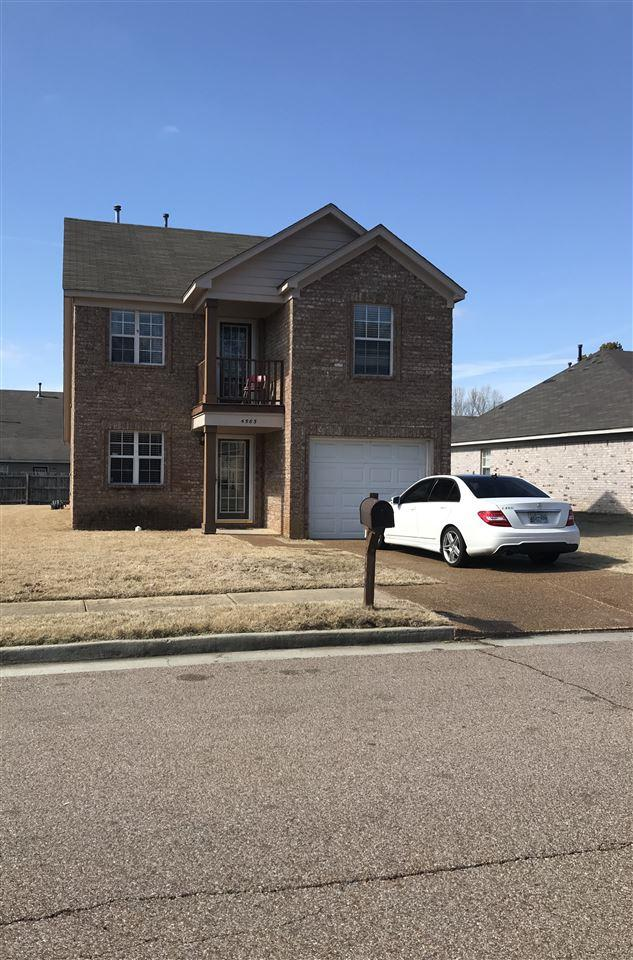 4563 Blue River Dr, Unincorporated, TN 38128 (#10020206) :: The Melissa Thompson Team