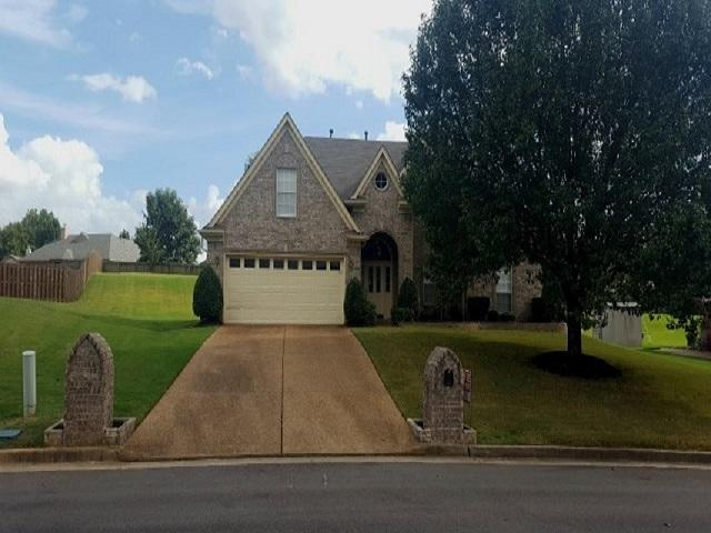 60 Oaksedge Dr, Oakland, TN 38060 (#10036205) :: The Wallace Group - RE/MAX On Point