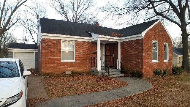 1264 Semmes St, Memphis, TN 38111 (#10012238) :: The Melissa Thompson Team