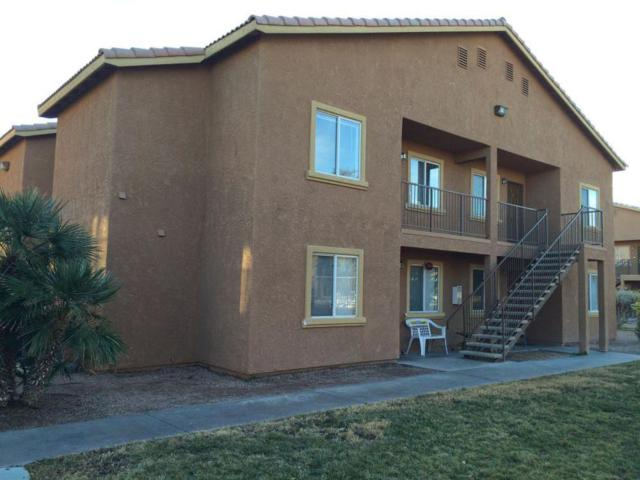 280 Riverside Dr Bldg 4, Mesquite, NV 89027 (MLS #1116524) :: RE/MAX Ridge Realty