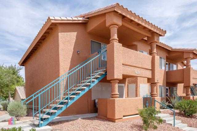 925 Mesquite Springs Dr #202, Mesquite, NV 89027 (MLS #1118003) :: RE/MAX Ridge Realty