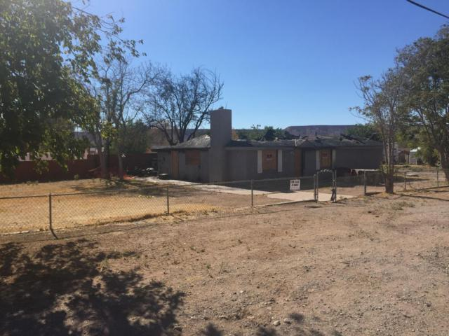 128 W Second South St, Bunkerville, NV 89007 (MLS #1118086) :: RE/MAX Ridge Realty