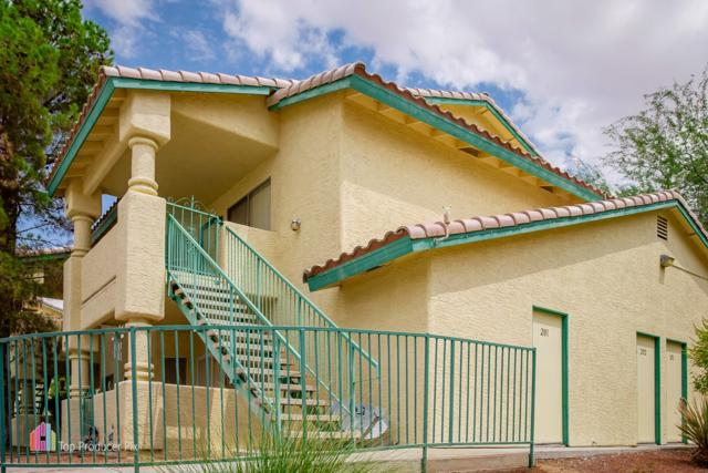 930 Mesquite Springs Dr #201, Mesquite, NV 89027 (MLS #1118205) :: RE/MAX Ridge Realty