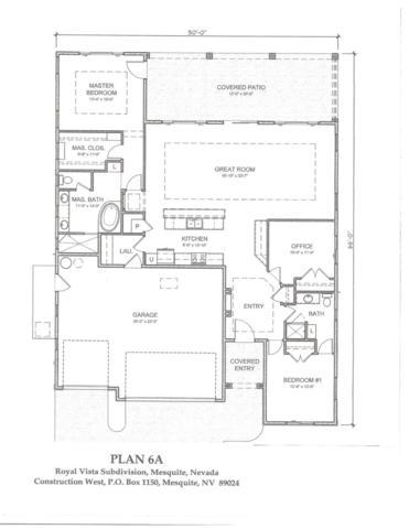 1498 Aruba Heights, Mesquite, NV 89027 (MLS #1118332) :: RE/MAX Ridge Realty