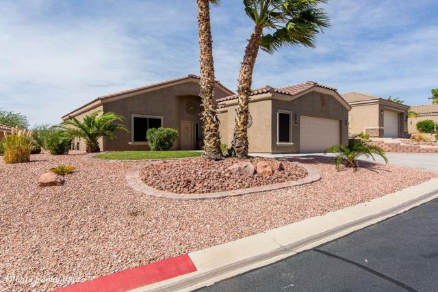 1281 Vista Del Monte Dr, Mesquite, NV 89027 (MLS #1118366) :: RE/MAX Ridge Realty