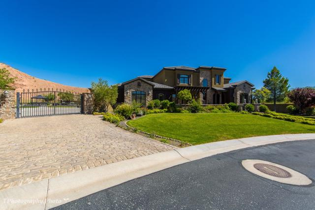570 Lascala Dr, Mesquite, NV 89027 (MLS #1118386) :: RE/MAX Ridge Realty