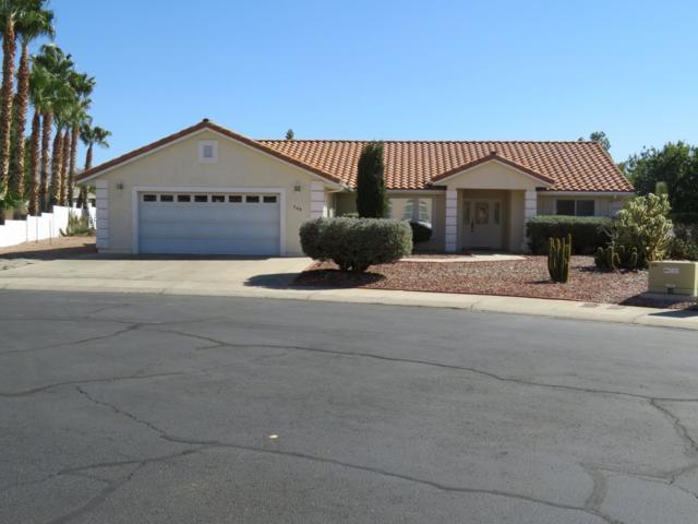 340 S. Camellia Cir, Mesquite, NV 89027 (MLS #1118417) :: RE/MAX Ridge Realty