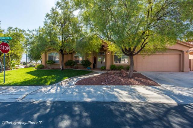 844 Mountain View Dr, Mesquite, NV 89027 (MLS #1118461) :: RE/MAX Ridge Realty