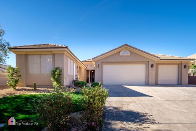 553 Highland View Court Dr, Mesquite, NV 89027 (MLS #1118533) :: RE/MAX Ridge Realty