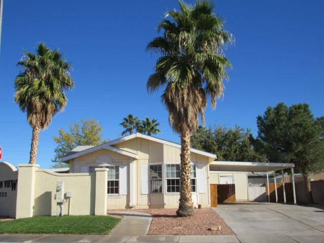 202 Thistle St, Mesquite, NV 89027 (MLS #1118539) :: RE/MAX Ridge Realty