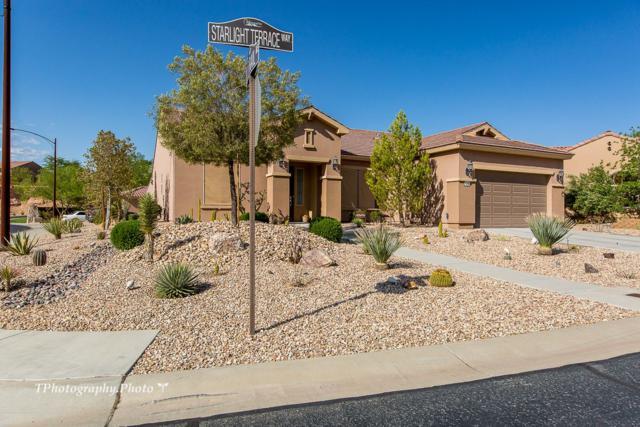 1110 Starlight Terrace Way, Mesquite, NV 89034 (MLS #1118542) :: RE/MAX Ridge Realty