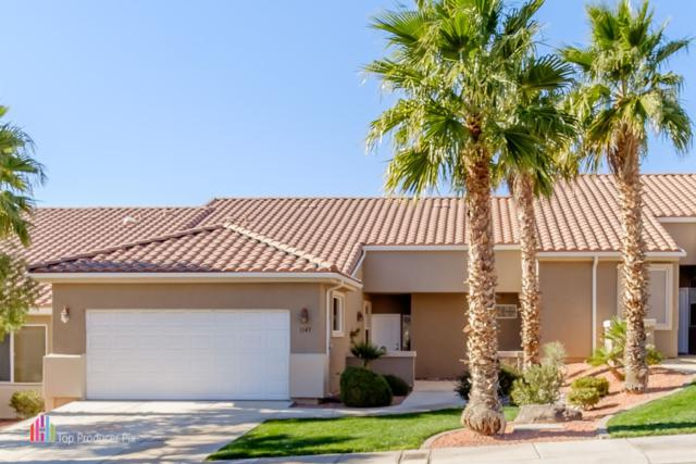 1145 Mohave Dr, Mesquite, NV 89027 (MLS #1118560) :: RE/MAX Ridge Realty