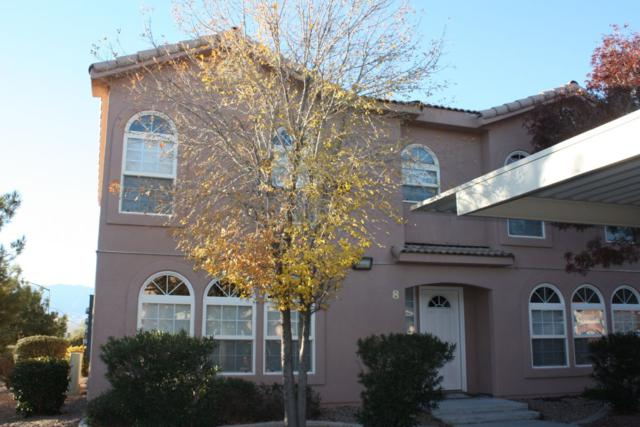 173 S Grapevine #8, Mesquite, NV 89027 (MLS #1118570) :: RE/MAX Ridge Realty
