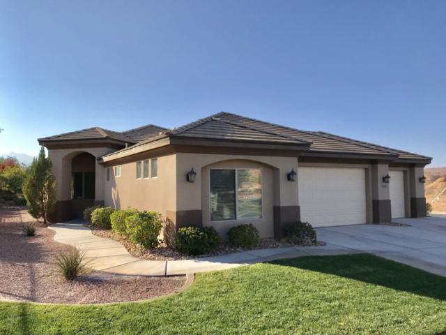 1228 Wedge Way, Mesquite, NV 89027 (MLS #1118582) :: RE/MAX Ridge Realty