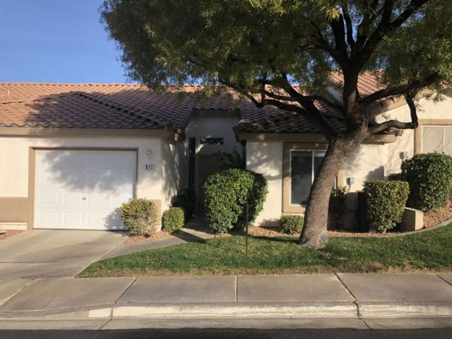 511 Ridge Crest, Mesquite, NV 89027 (MLS #1118713) :: RE/MAX Ridge Realty