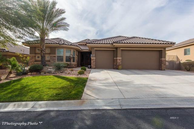 1016 Crest View Dr, Mesquite, NV 89027 (MLS #1118753) :: RE/MAX Ridge Realty