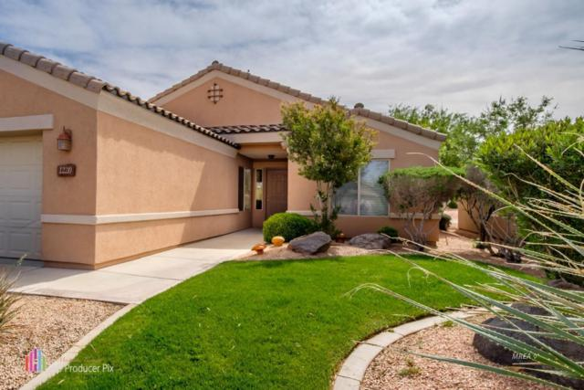 1220 Chaparral Dr, Mesquite, NV 89027 (MLS #1118754) :: RE/MAX Ridge Realty