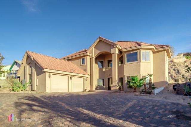 620 Hillside Dr, Mesquite, NV 89027 (MLS #1118756) :: RE/MAX Ridge Realty