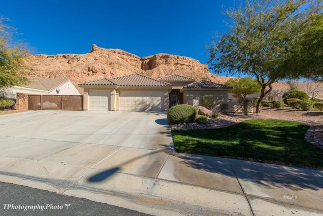 446 Raven Way, Mesquite, NV 89027 (MLS #1118778) :: RE/MAX Ridge Realty
