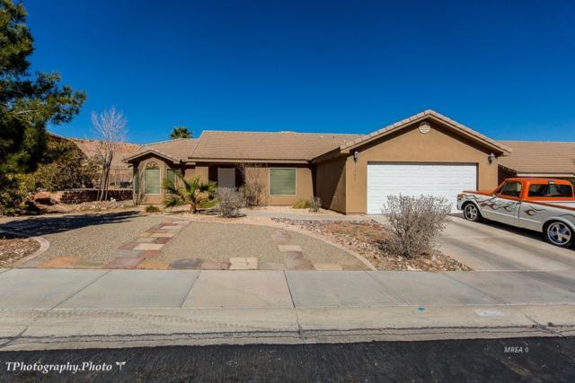535 Desert Tortoise Way, Mesquite, NV 89027 (MLS #1118798) :: RE/MAX Ridge Realty