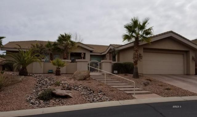 544 Rolling Hills Drive, Mesquite, NV 89027 (MLS #1118848) :: RE/MAX Ridge Realty