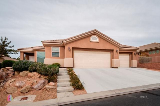 457 Highland View Ct, Mesquite, NV 89027 (MLS #1118854) :: RE/MAX Ridge Realty