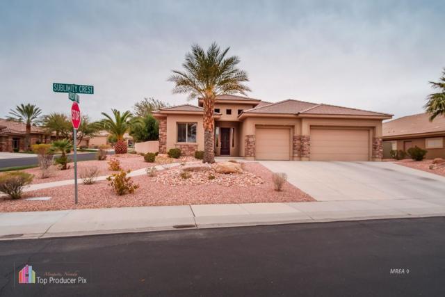 437 Sublimity Crest, Mesquite, NV 89027 (MLS #1118864) :: RE/MAX Ridge Realty