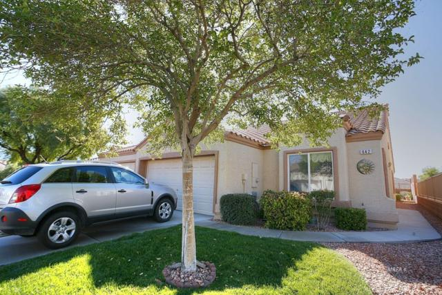 642 Red Rock Dr, Mesquite, NV 89027 (MLS #1118866) :: RE/MAX Ridge Realty
