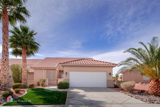 1191 Mohave Dr, Mesquite, NV 89027 (MLS #1118874) :: RE/MAX Ridge Realty