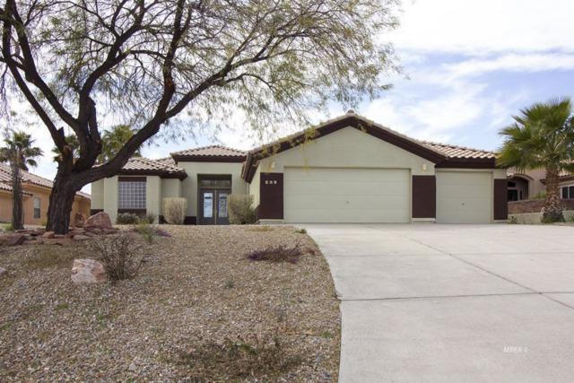 208 Palmer Ln, Mesquite, NV 89027 (MLS #1118879) :: RE/MAX Ridge Realty