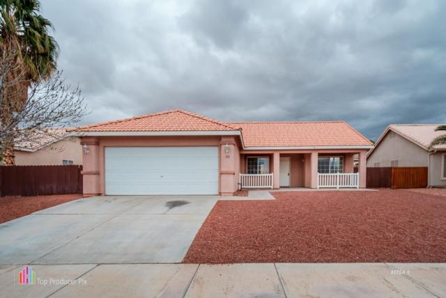 331 Second South St, Mesquite, NV 89027 (MLS #1118894) :: RE/MAX Ridge Realty