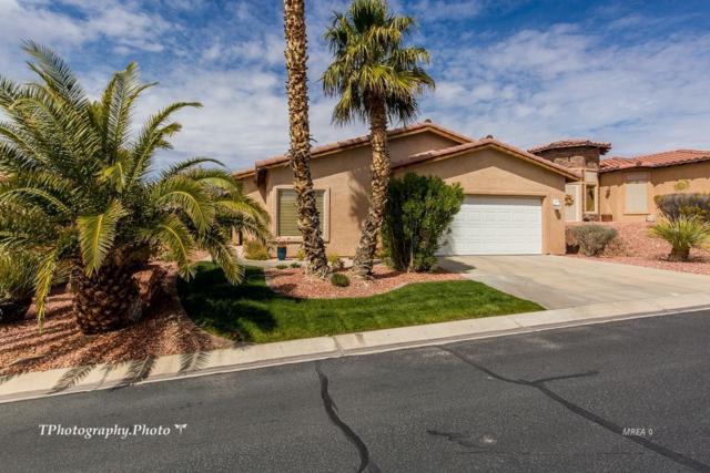 1269 Vista Del Monte, Mesquite, NV 89027 (MLS #1118912) :: RE/MAX Ridge Realty