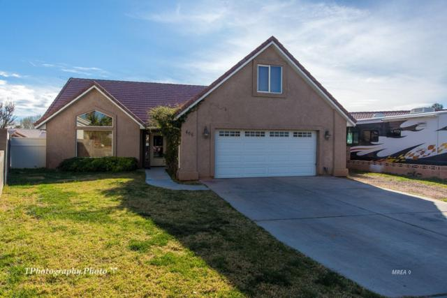 466 Bannock St, Mesquite, NV 89027 (MLS #1118913) :: RE/MAX Ridge Realty