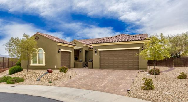 1468 Ice Box Canyon, Mesquite, NV 89027 (MLS #1118956) :: RE/MAX Ridge Realty