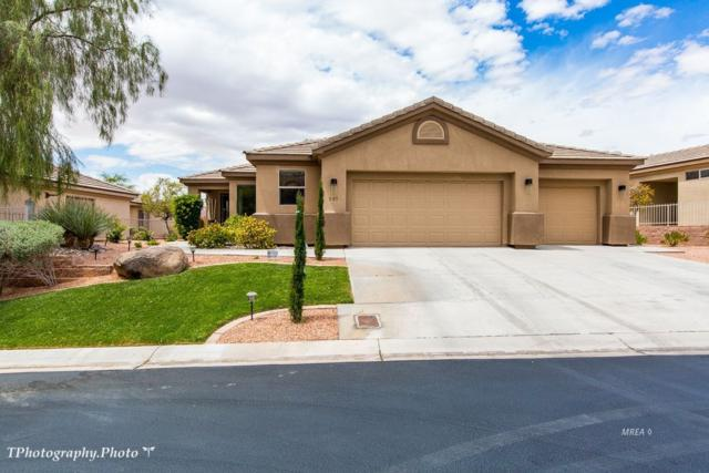505 Highland View Ct, Mesquite, NV 89027 (MLS #1119048) :: RE/MAX Ridge Realty