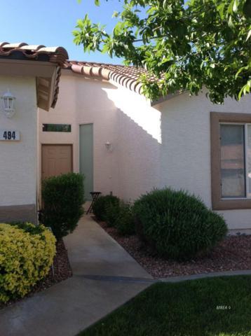 494 Rio Valley, Mesquite, NV 89027 (MLS #1119053) :: RE/MAX Ridge Realty