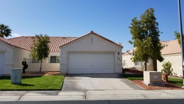 551 Plateau Rd, Mesquite, NV 89027 (MLS #1119065) :: RE/MAX Ridge Realty
