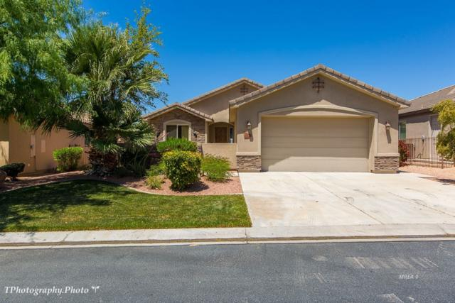 1411 Chaparral Dr, Mesquite, NV 89027 (MLS #1119079) :: RE/MAX Ridge Realty