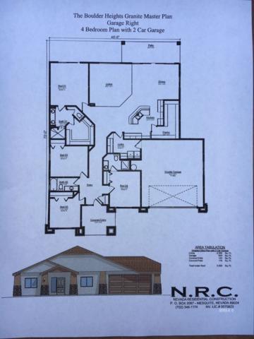 557 Marble Ln, Mesquite, NV 89027 (MLS #1119089) :: RE/MAX Ridge Realty
