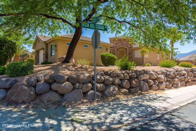 1446 Chaparral Dr, Mesquite, NV 89027 (MLS #1119102) :: RE/MAX Ridge Realty