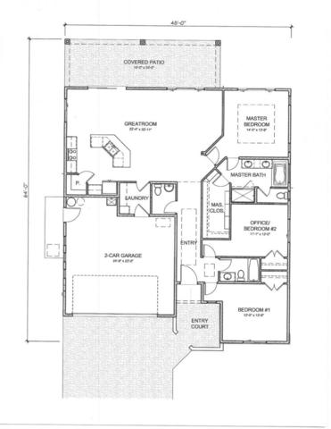 1483 Aruba Heights, Mesquite, NV 89027 (MLS #1119107) :: RE/MAX Ridge Realty