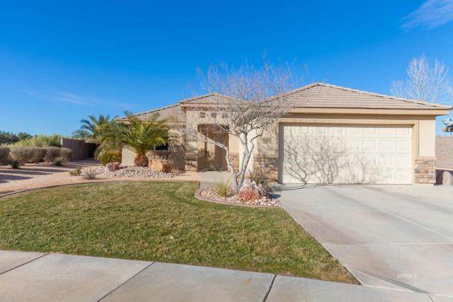 543 Clark St, Mesquite, NV 89027 (MLS #1119144) :: RE/MAX Ridge Realty