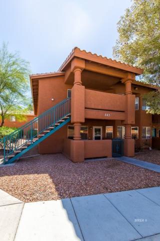 843 Mesquite Springs #202, Mesquite, NV 89027 (MLS #1119147) :: RE/MAX Ridge Realty
