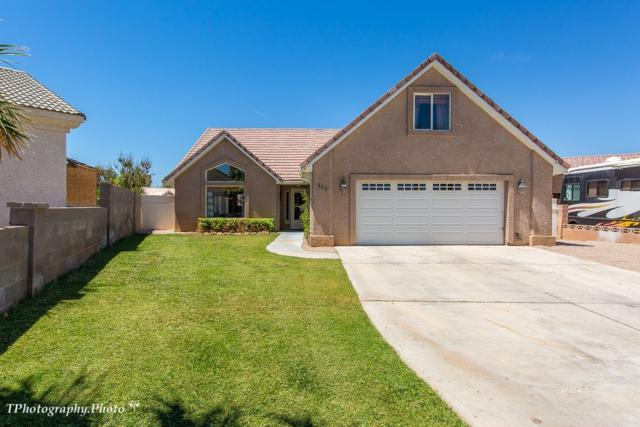 466 Bannock St, Mesquite, NV 89027 (MLS #1119177) :: RE/MAX Ridge Realty