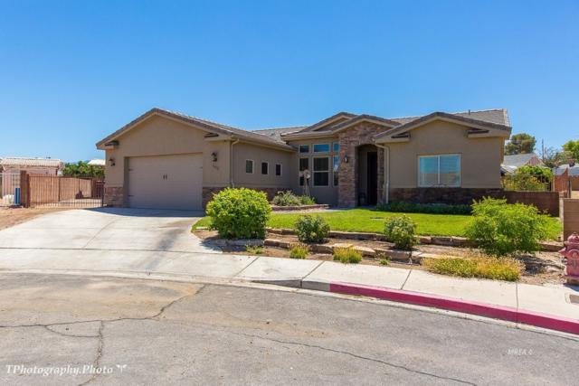 569 Boots Cir, Bunkerville, NV 89007 (MLS #1119185) :: RE/MAX Ridge Realty
